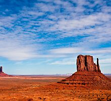 West Mitten Landscape by Nickolay Stanev