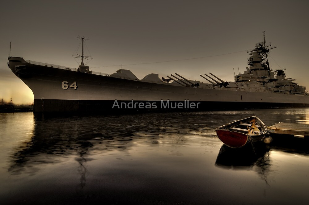 Aspiration by Andreas Mueller