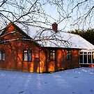 My Home in the Snow by ANNETTE HAGGER