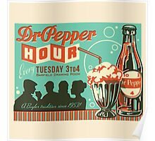 Dr. Pepper Vintage Ad #2 Poster