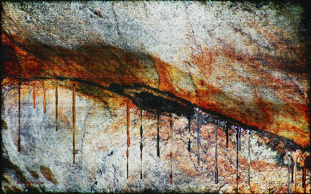 Blood from a Stone by RC deWinter