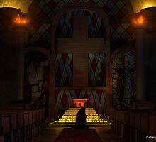 Silent Hallway by Melissa Casole