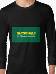 THE NATIONALS Long Sleeve T-Shirt