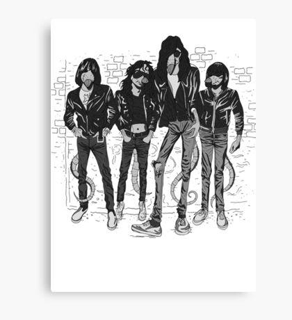 Ratmones Canvas Print