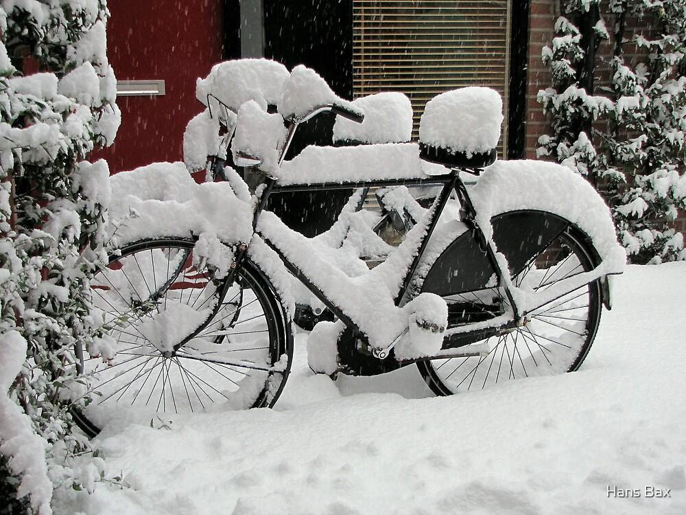 Do you want to borrow my bike? by Hans Bax