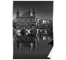 Msida Parish Malta Poster