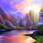 Magick Mountain by celestinesims