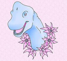 Brachio-Florist  by FrillsNFossils