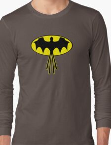 Yi qi, the membraned crusader Long Sleeve T-Shirt