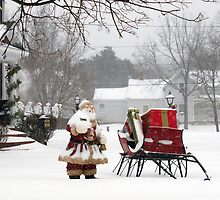 Ho Ho Ho, Merry Christmas!!!  by Monica M. Scanlan