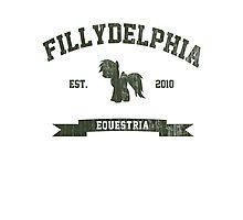 MLP FiM: Fillydelphia Photographic Print
