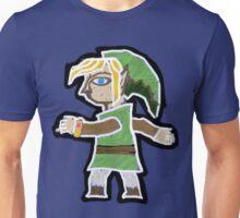A Link Between Worlds Green Unisex T-Shirt