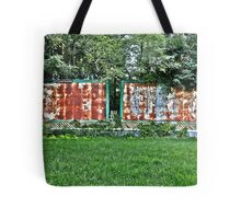 Corporate Decay Tote Bag