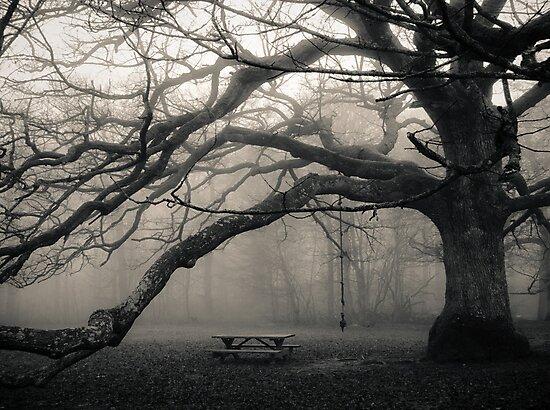 The Troll Tree by Kofoed