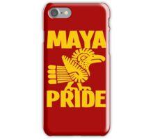 MAYA PRIDE iPhone Case/Skin