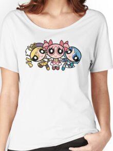 Puella Magi Girls Women's Relaxed Fit T-Shirt