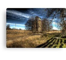 Iredell Granary Canvas Print