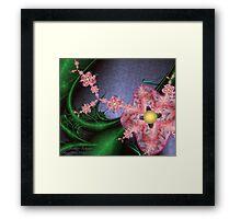 Christmas Bouquet Framed Print