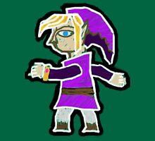A Link Between Worlds Purple Unisex T-Shirt