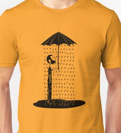 Umbrella guy Unisex T-Shirt