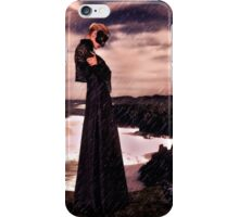 High Fashion Mystical Girl Fine Art Print iPhone Case/Skin
