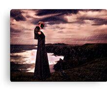 High Fashion Mystical Girl Fine Art Print Canvas Print