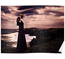 High Fashion Mystical Girl Fine Art Print Poster