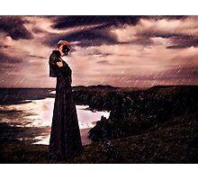 High Fashion Mystical Girl Fine Art Print Photographic Print