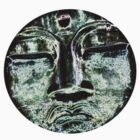 Buddha Vignette by willb
