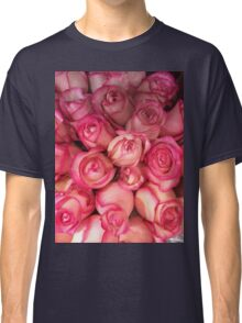 Pink Roses Classic T-Shirt
