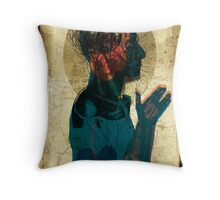 love streams -  Throw Pillow