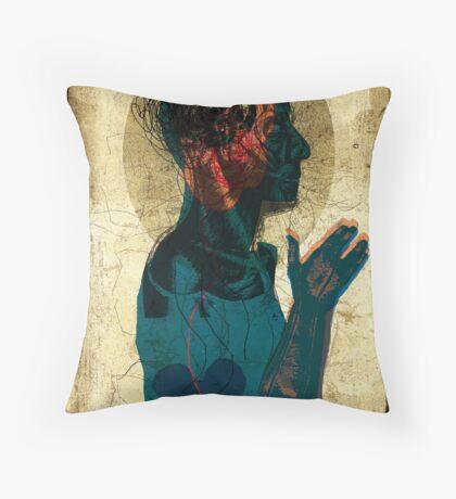 love streams -  Throw Pillow