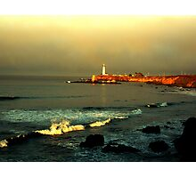 Pigeon Point Lighthouse, NoCal. Photographic Print