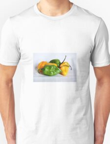 Chili Peppers Unisex T-Shirt