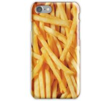 French Fry Maniac iPhone Case/Skin
