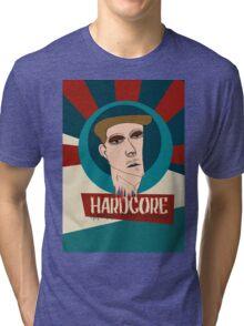 HARDCORE Tri-blend T-Shirt