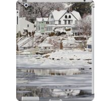Icy Snowy Winter Wonderland iPad Case/Skin