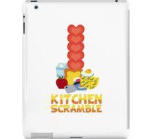 Kitchen Scramble iPad Case/Skin