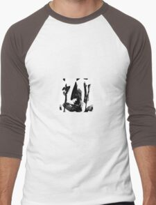 sumi e [gloom] Men's Baseball ¾ T-Shirt