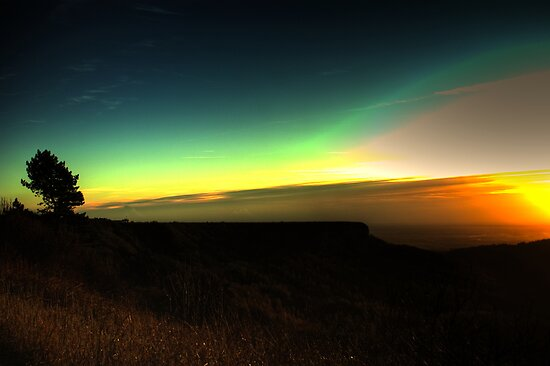 Sutton Bank by chrismcloughlin