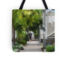 Greening country towns Tote Bag