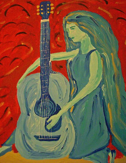 The Secret Chord by Alison Pearce