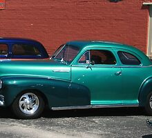 1948 Chevrolet at Cotton Pickin' Fair by Susan Russell