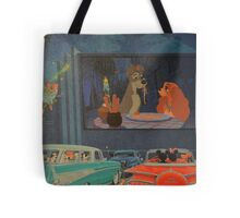 Disney Lady and the Tramp Disney Characters Classics Tote Bag