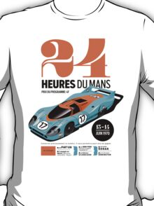 Le Mans Porsche 917 T-Shirt