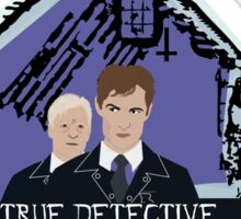 True Detective Sticker