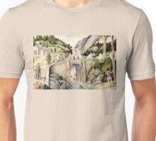 Túrin's First Sight of the Eldar Unisex T-Shirt