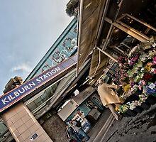 Kilburn Tube Station by AntSmith