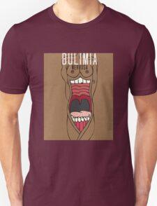Bulimia Nervosa Unisex T-Shirt