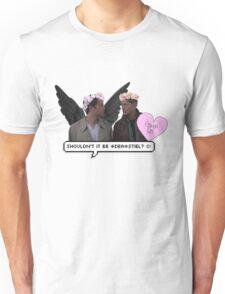 """""""shouldn't it be *dea*stiel ?"""" //DESTIEL  Unisex T-Shirt"""